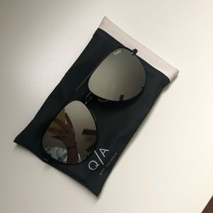 Desi x Quay Australia Highkey Sunglasses